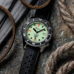 Squale 1521 - Full Luminous Dial