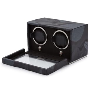 WOLF 1834 Memento Mori Double Cub Watch Winder