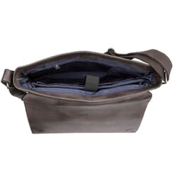 Ridgeback Genuine Leather Messenger Bag