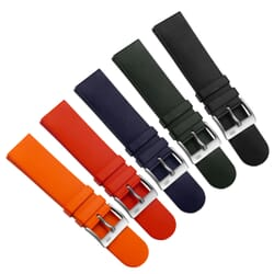 ZULUDIVER 270 Rubber Watch Strap Group Side