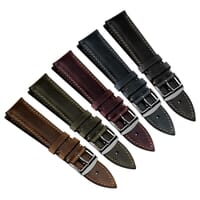 Hinxhill Premium Quality Horween Leather Watch Strap