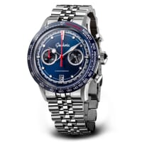 Geckota C-04 Blue Dial Racing Heroes Limited Edition Watch