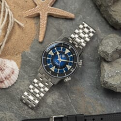 NTH Azores Blue Curaçao Divers Watch