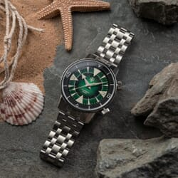 NTH Azores Absinthe Divers Watch