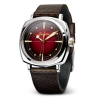 Geckota G-01 300M 1950's NH35 Automatic Watch - Red