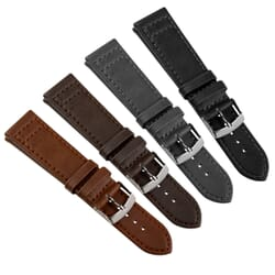 Grassano Premium Vegan Eco-Leather Watch Strap