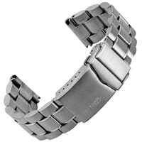 Shawfield Solid Stainless Steel Diver's Watch Strap