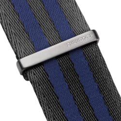 Premium ZULUDIVER Bond Herringbone NATO Watch Strap, Satin Hardware