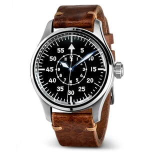 Geckota K-01 B Type 40mm ETA 2824 Pilot Watch