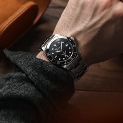 Squale 20 ATMOS 1545 Automatic Divers Watch - Dealer Exclusive