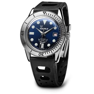Squale Sub-39 SuperBlue 300m Swiss Made Diver's Watch