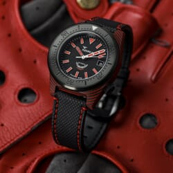 Squale T-183 Red