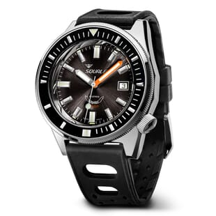 Squale Matic - Grey Dial With Polished Case