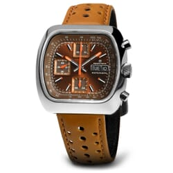 Straton Speciale Automatic Chronograph Watch - Brown