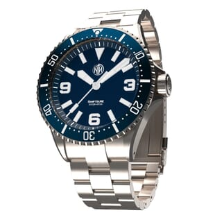 NTH Swiftsure Diver's Watch - Blue Dial