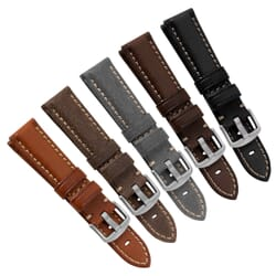 Spexhall Vinatge Genuine Leather Watch Strap