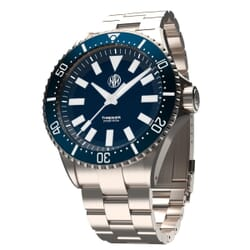 NTH Thresher Diver's Watch - Blue Dial