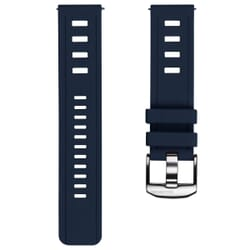 ZULUDIVER 1960s Swiss Style Diver's Quick Release Watch Strap - Blue - 22mm