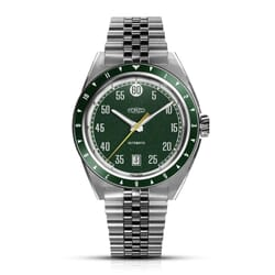 FORZO 1960 Automatic Watch Green Dial