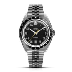 FORZO 1960 Automatic Watch Black Dial
