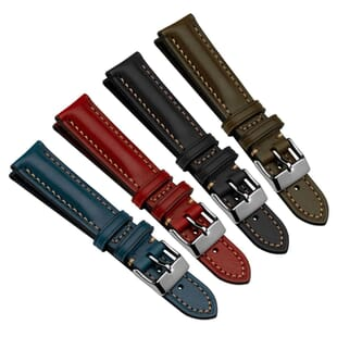 Douglas Highley Genuine Leather Watch Strap