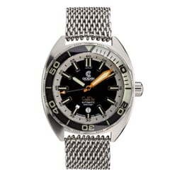 Ocean Crawler Dive Watch Core Diver Black/White V3