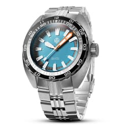 NTH 2021 DevilRay Automatic Dive Watch - Turquoise