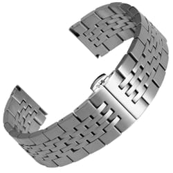 Pulteney Butterfly Stainless Steel Watch Strap