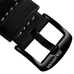 ZULUDIVER Solid Stainless Steel Buckle