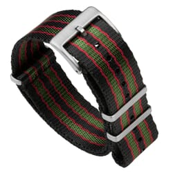 Premium Seat Belt NATO Watch Strap - Vintage Bond