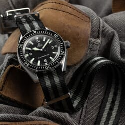Premium Seat Belt NATO Watch Strap - Bond