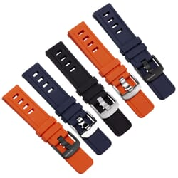 ZULUDIVER 1960s Swiss Style Divers Quick Release Watch Strap