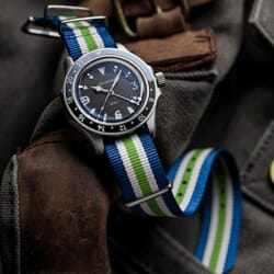 Great Western Air Ambulance Charity NATO Watch Strap